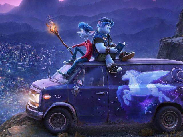 Вперед 2020 анимация pixar