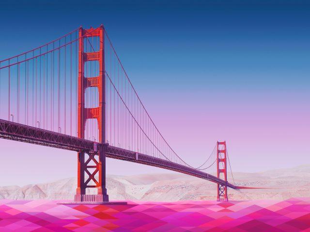 Мост «Золотые ворота» цги
