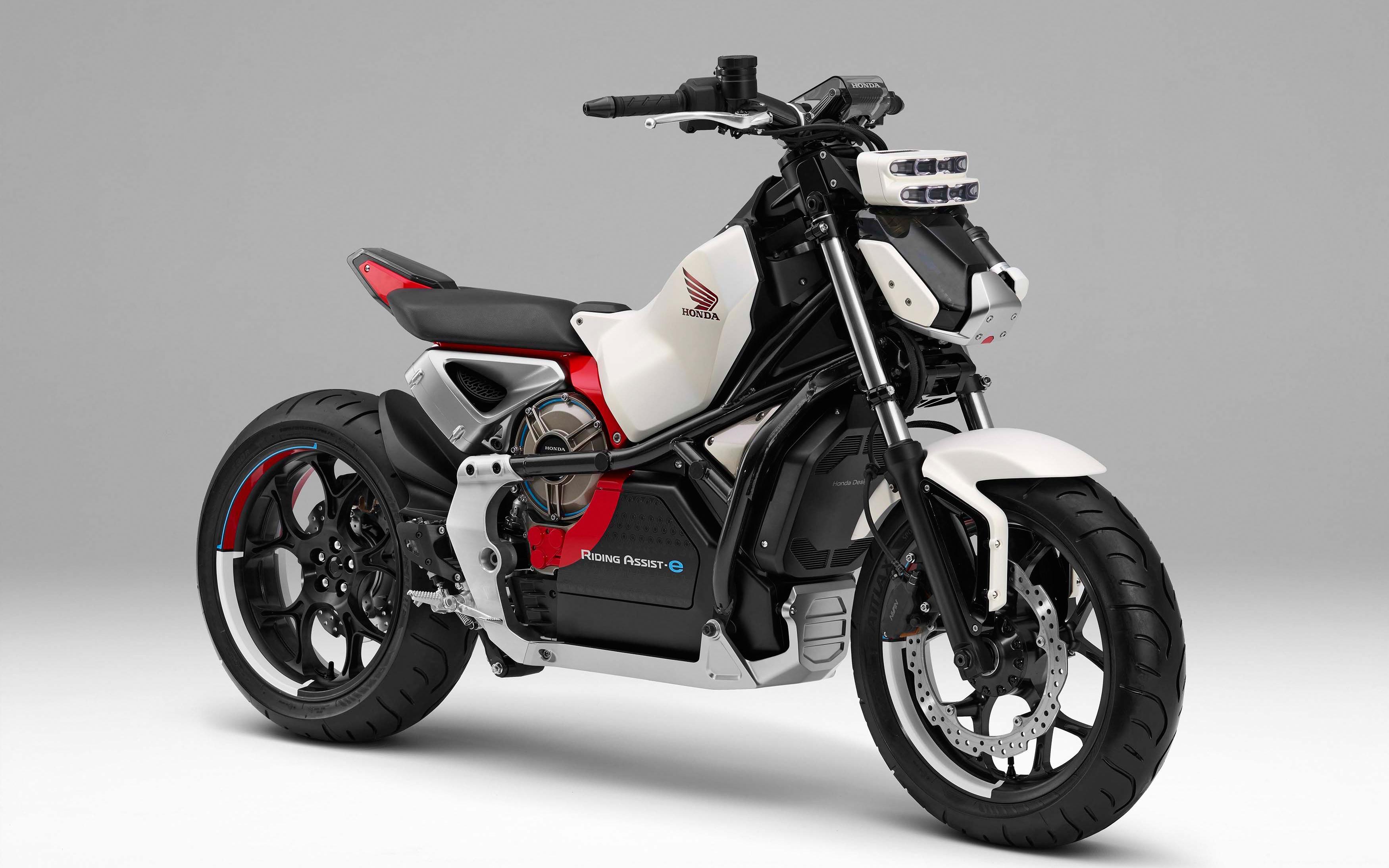 2018 новый Honda езды помочь электронной концепции обои скачать