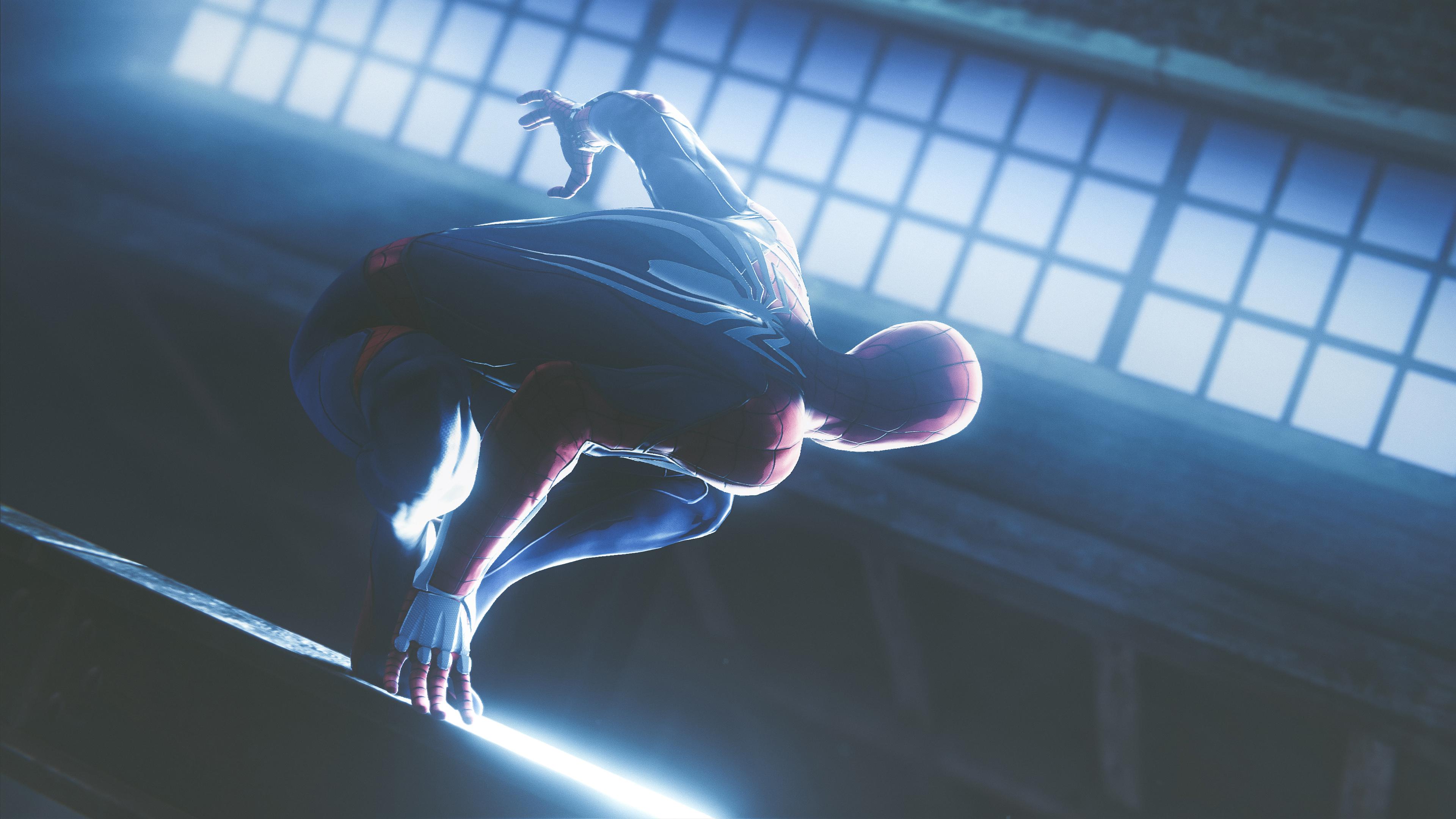 Игра Человек-паук обои скачать
