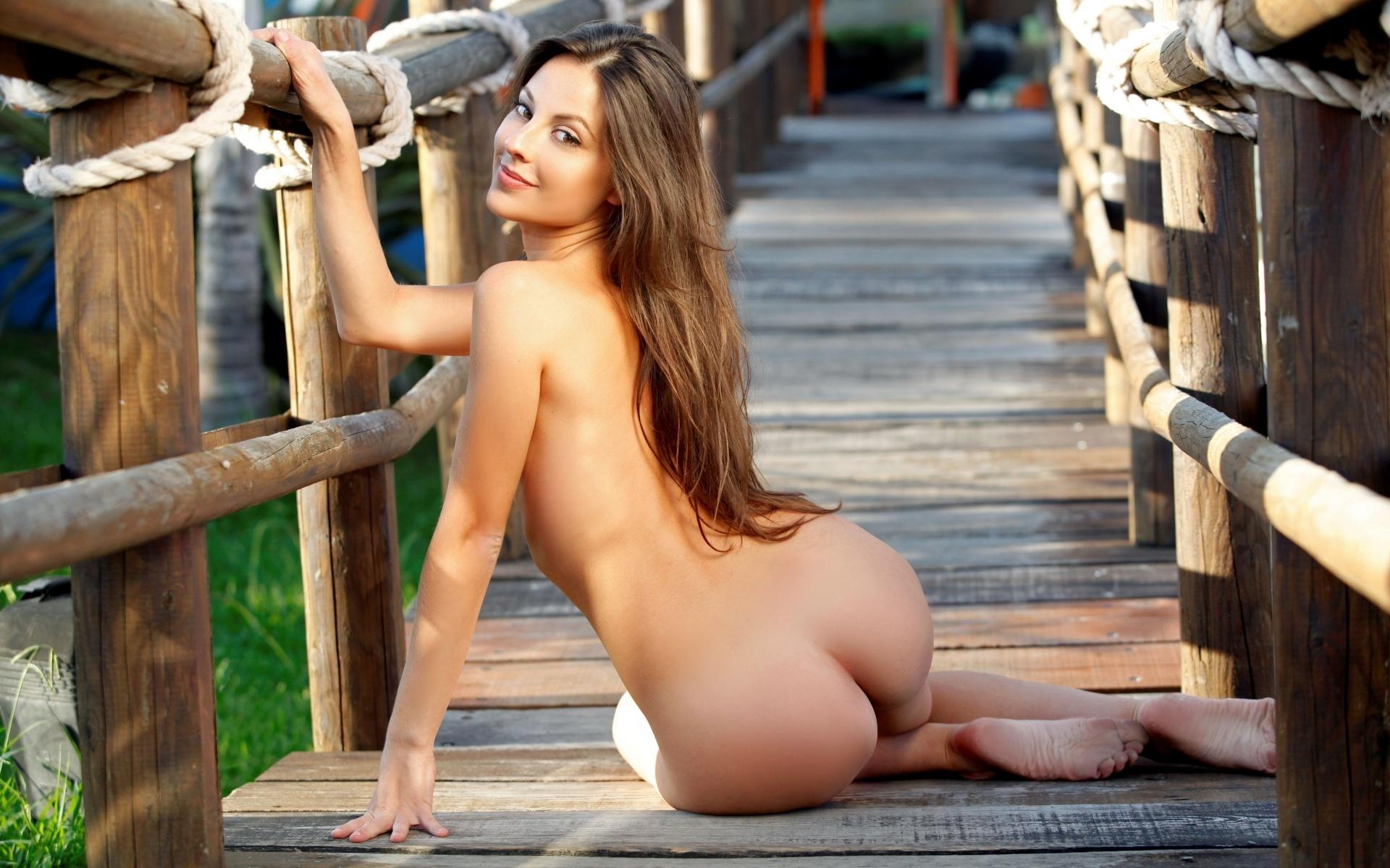 Девушка, Lorena, тело, попка обои скачать
