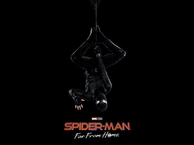 Человек-паук Вдали от дома стелс костюм