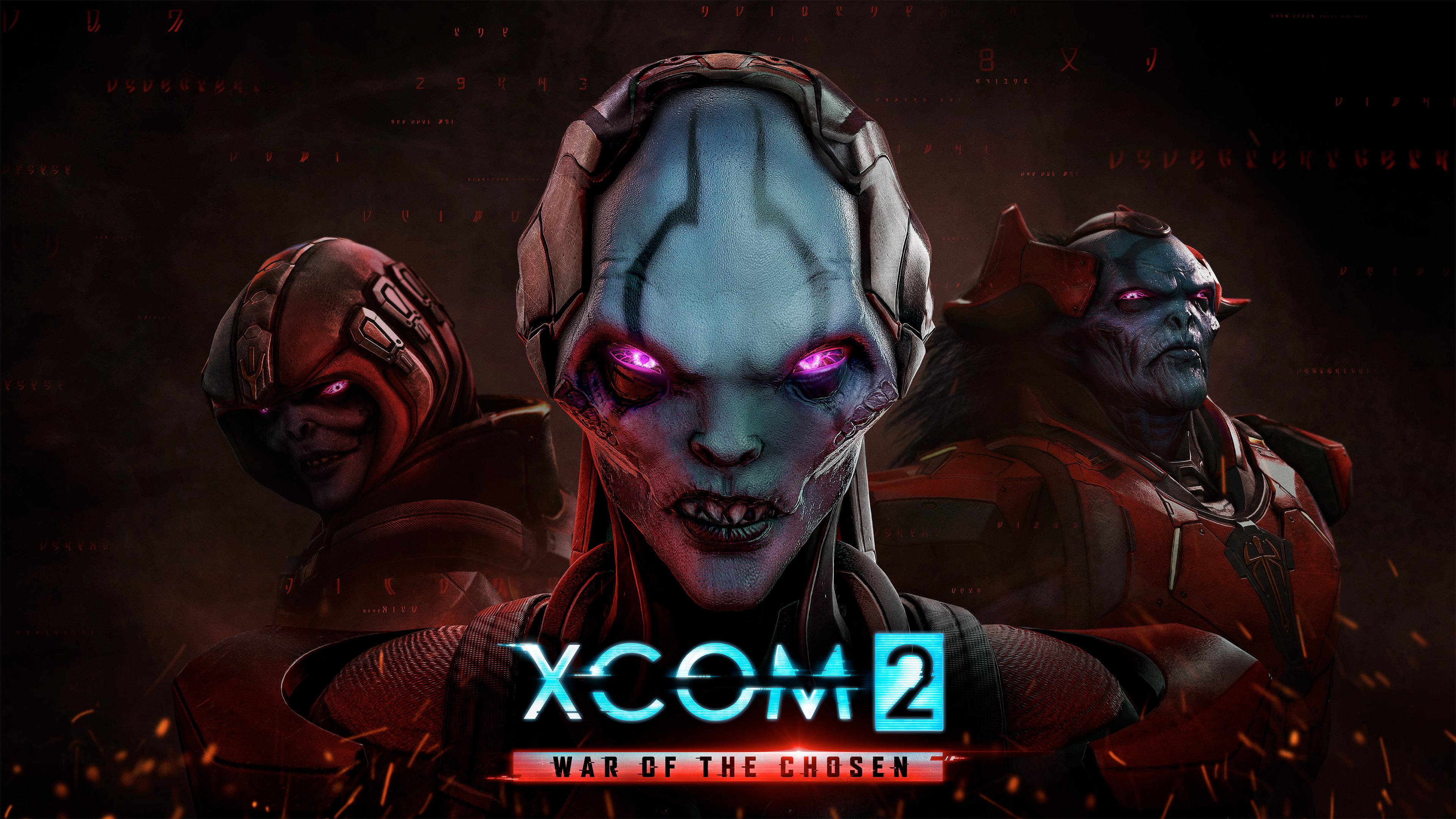 В XCOM 2 войны выбрали обои скачать