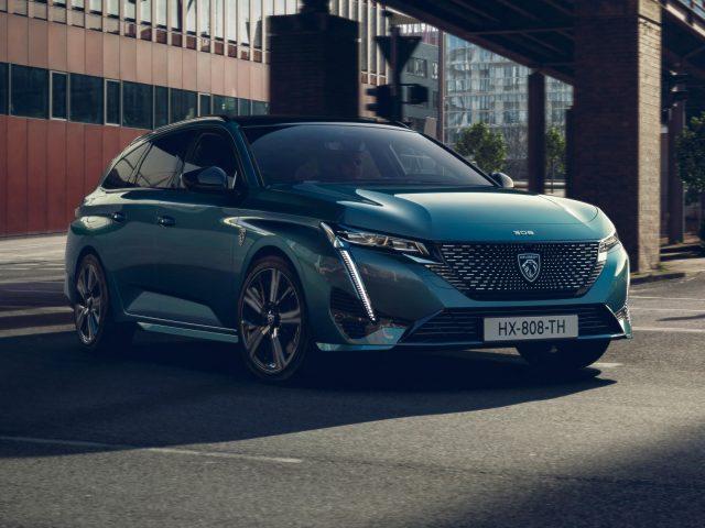 Peugeot 308 sw gt 2021 4 автомобиля