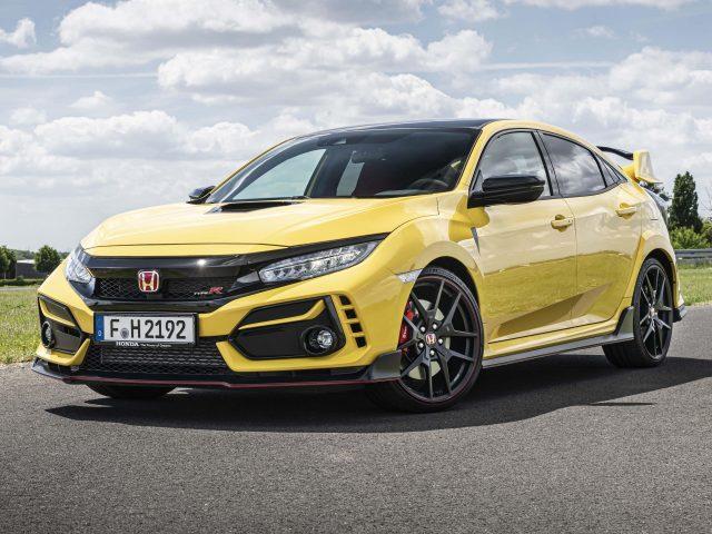Honda civic type r limited edition 2020 автомобили