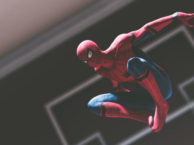 Человек-паук игра ps4
