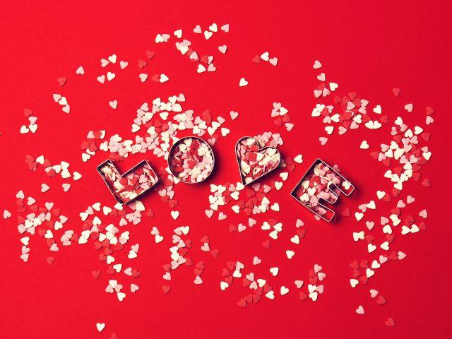 Любовь сердца.