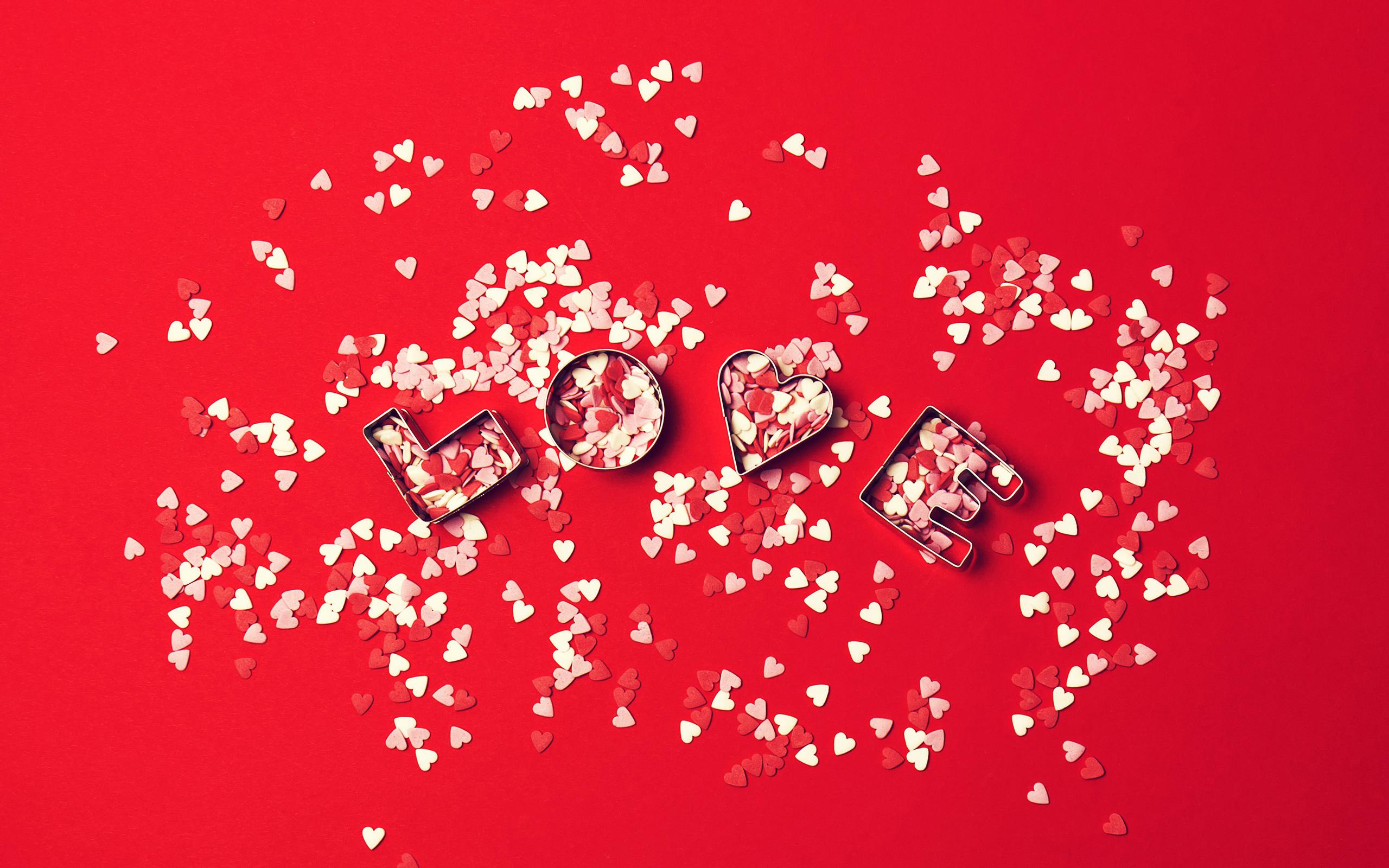 Любовь сердца. обои скачать