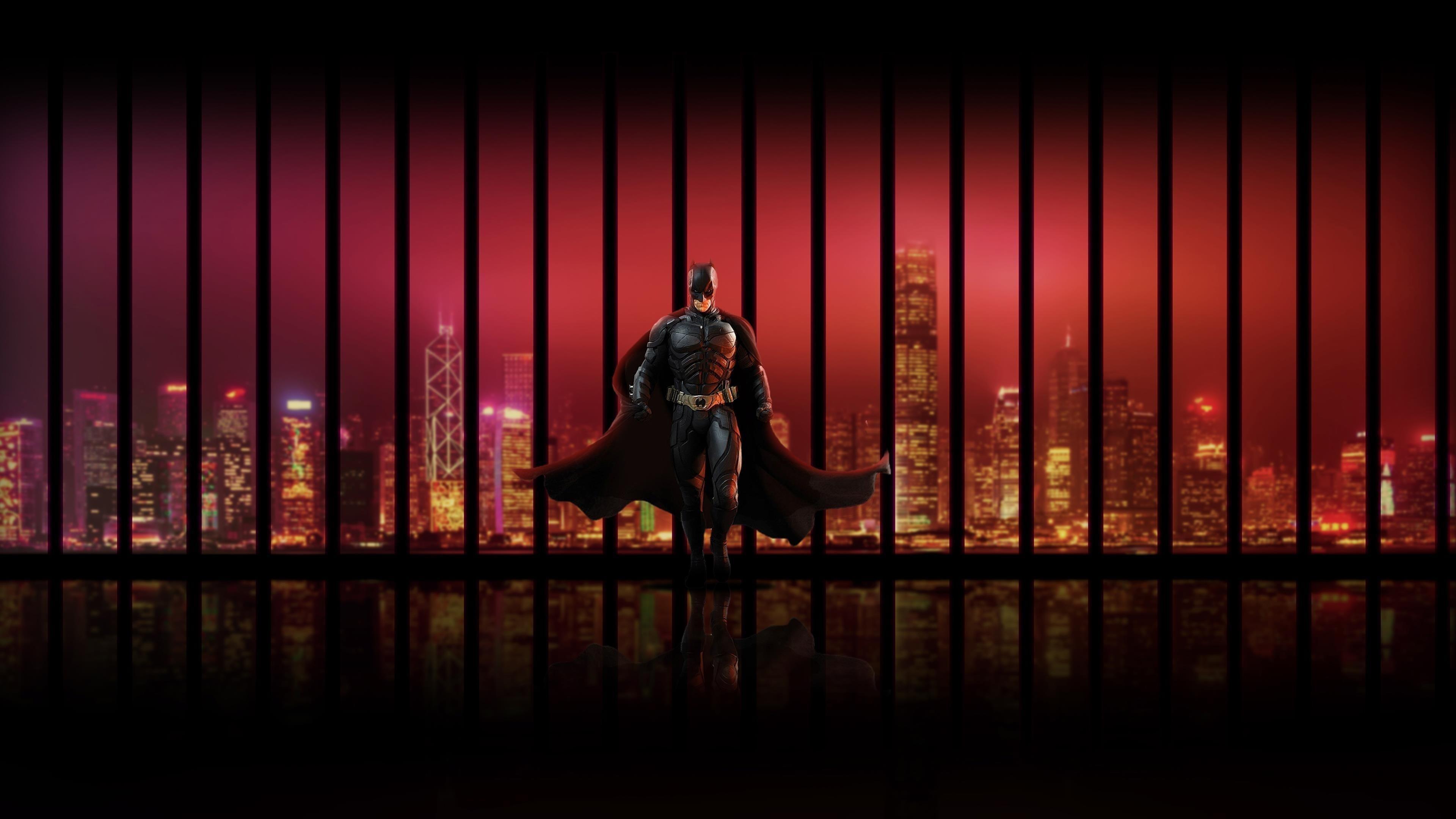 Бэтмен обои скачать