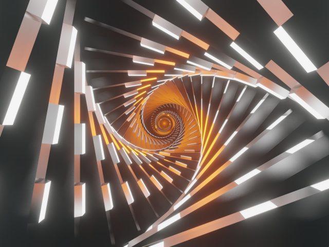 Абстрактные спираль реферат