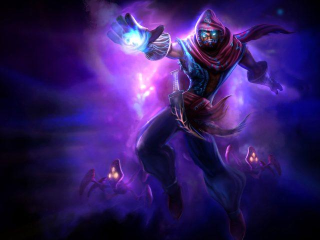 Мальзахар Лиги легенд