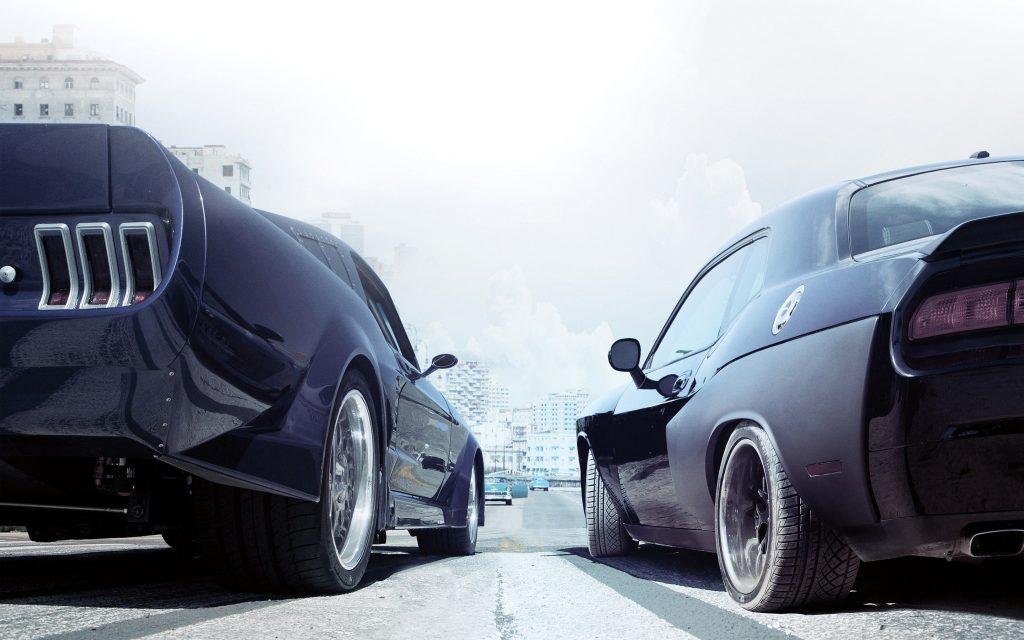 The fate of the furious cars. обои скачать
