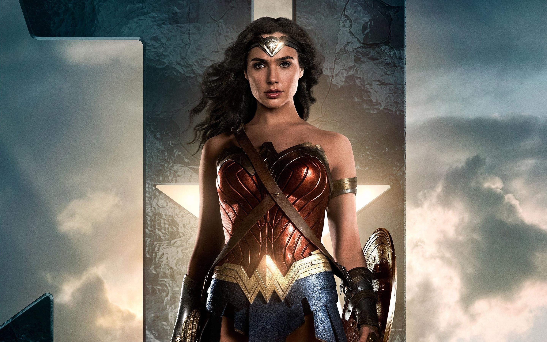 Чудо женщина Лига справедливости. обои скачать