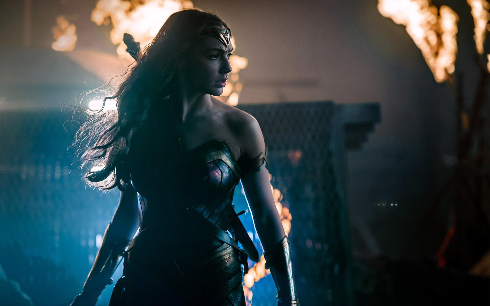 Галь гадот-чудо-женщина Лига справедливости. обои скачать