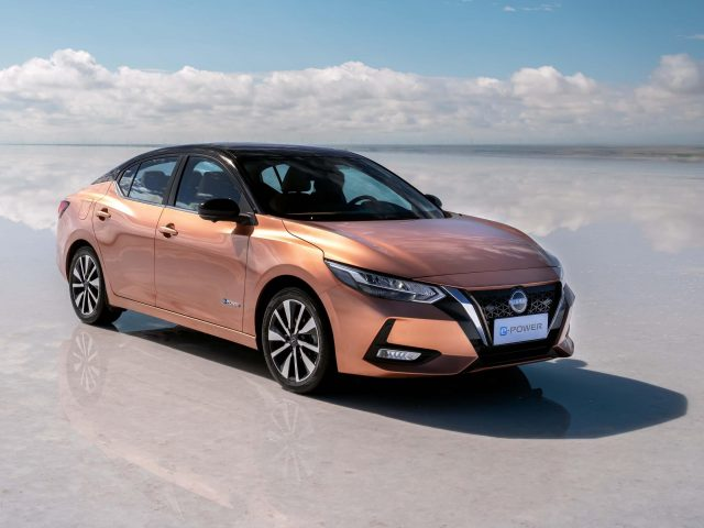Nissan sylphy e мощность 2021 автомобилей