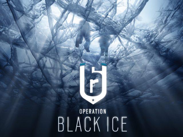 Радуга шесть осады операция черный лед 8к.