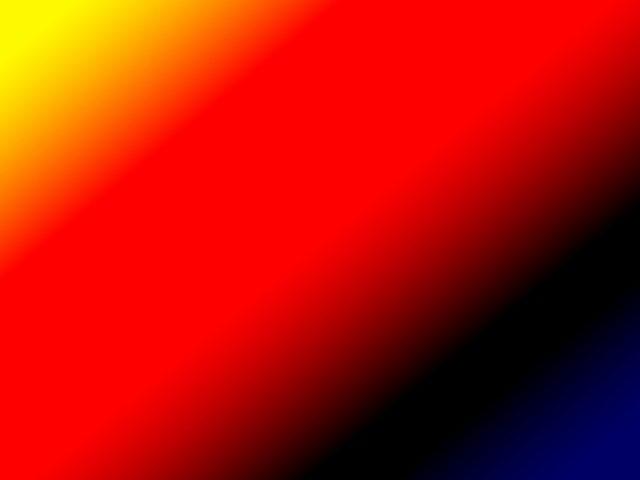 Желтый красный синий цвета 4k hd абстракция