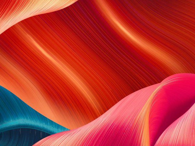 Coloros 7 abstract