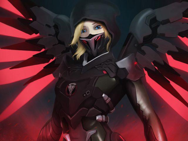 Черный свет милосердия патруля