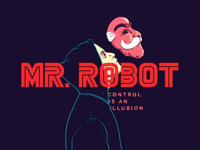 Г-н робот фан-арт