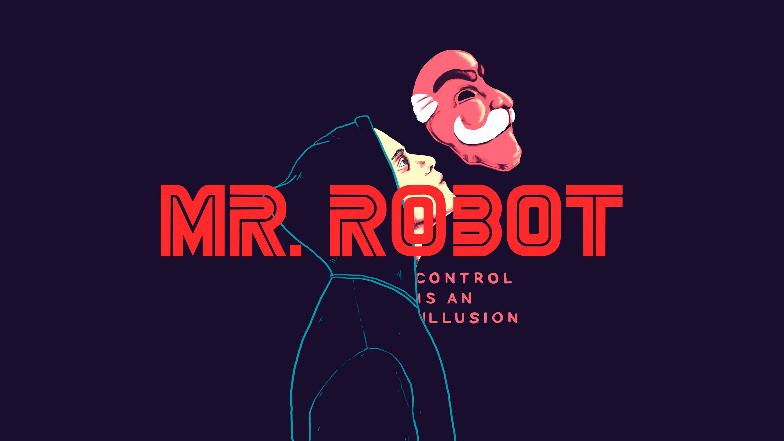 Г-н робот фан-арт обои скачать