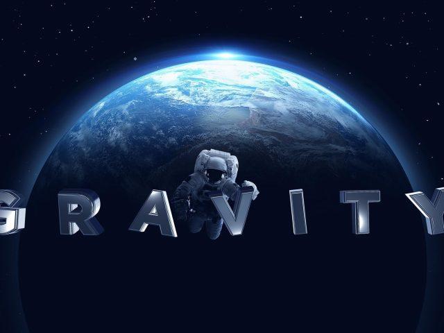 Астронавт земная гравитация