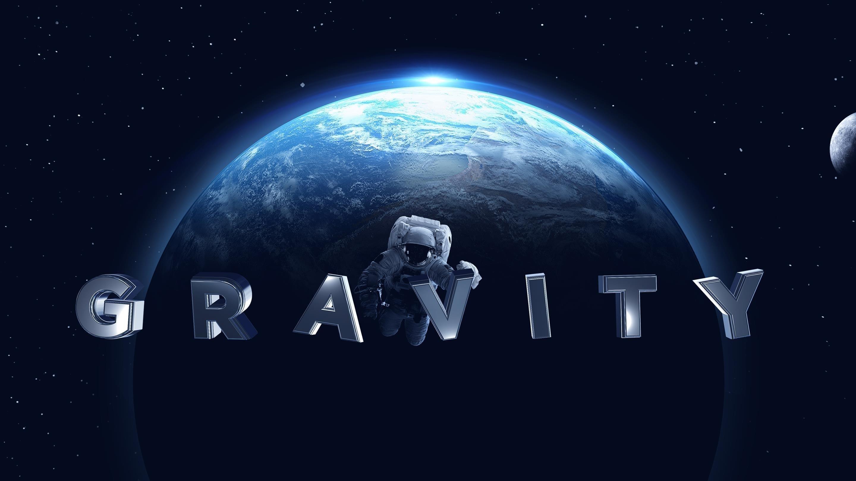Астронавт земная гравитация обои скачать