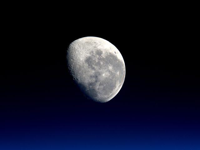 Луна НАСА
