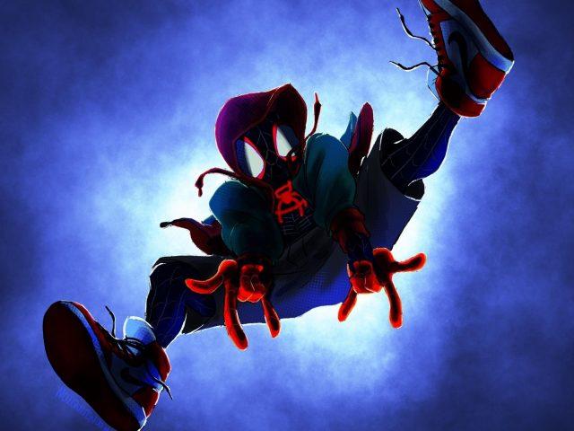 Майлз Моралес Человек-паук