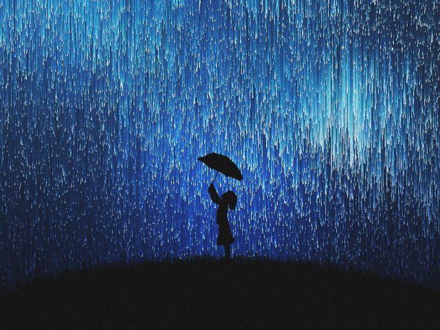 Дождь звезд мечты