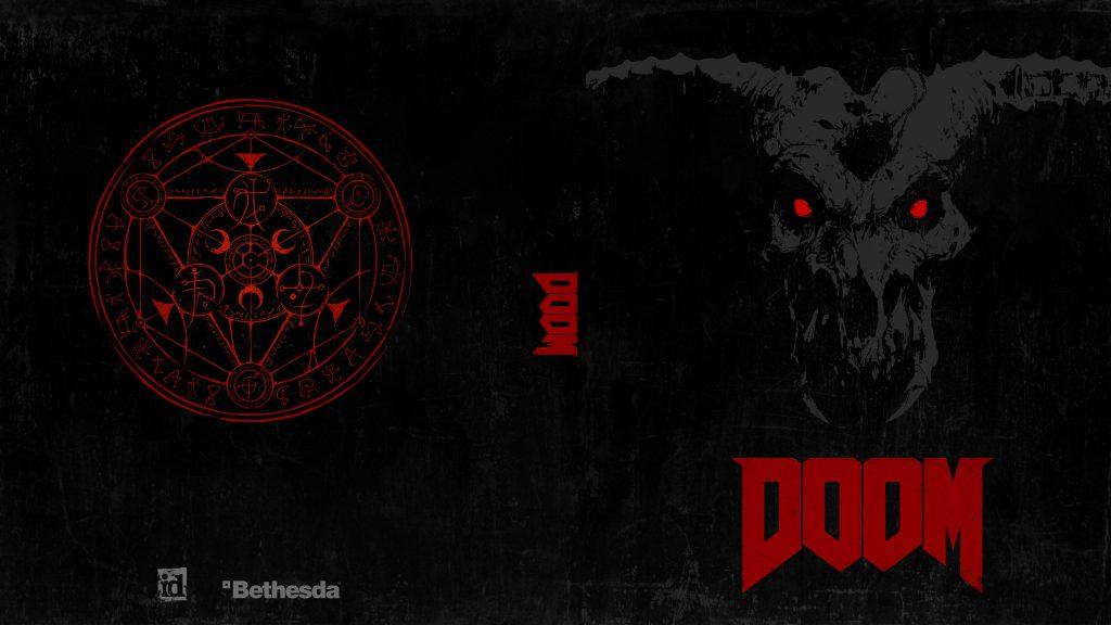 Doom 4 игра. обои скачать