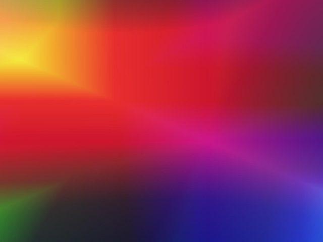 Желтый розовый зеленый синий цифровое искусство абстракция