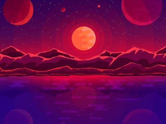 Закат планет