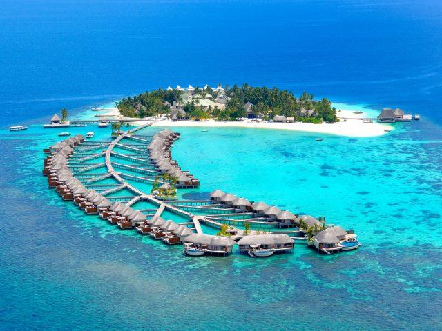 Океан,  Мальдивы,  экзотика,  природа