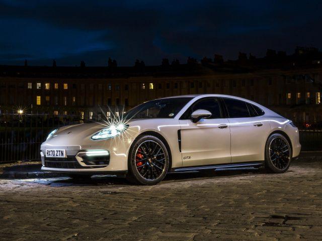 Porsche panamera gts 2020 3 автомобиля