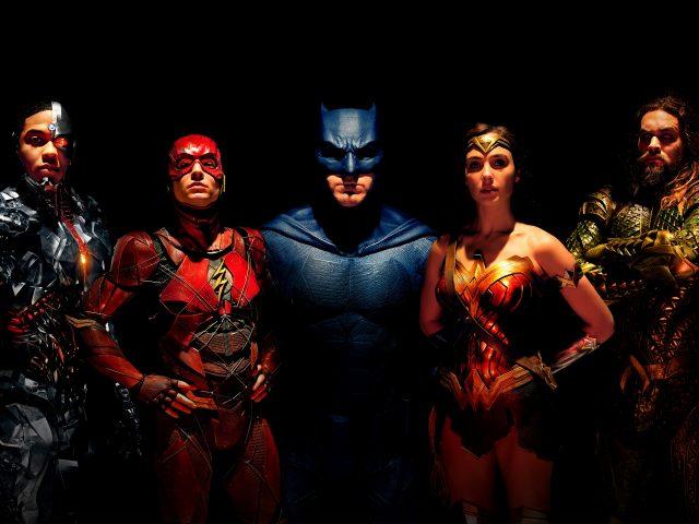 Герои лиги справедливости