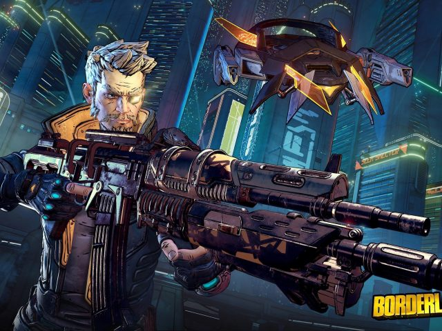 Borderlands 3 the shooter