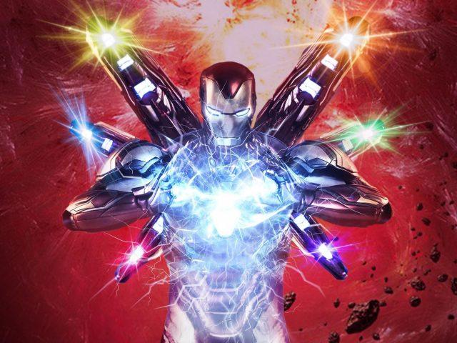 Железный человек в эндшпиле Мстителей