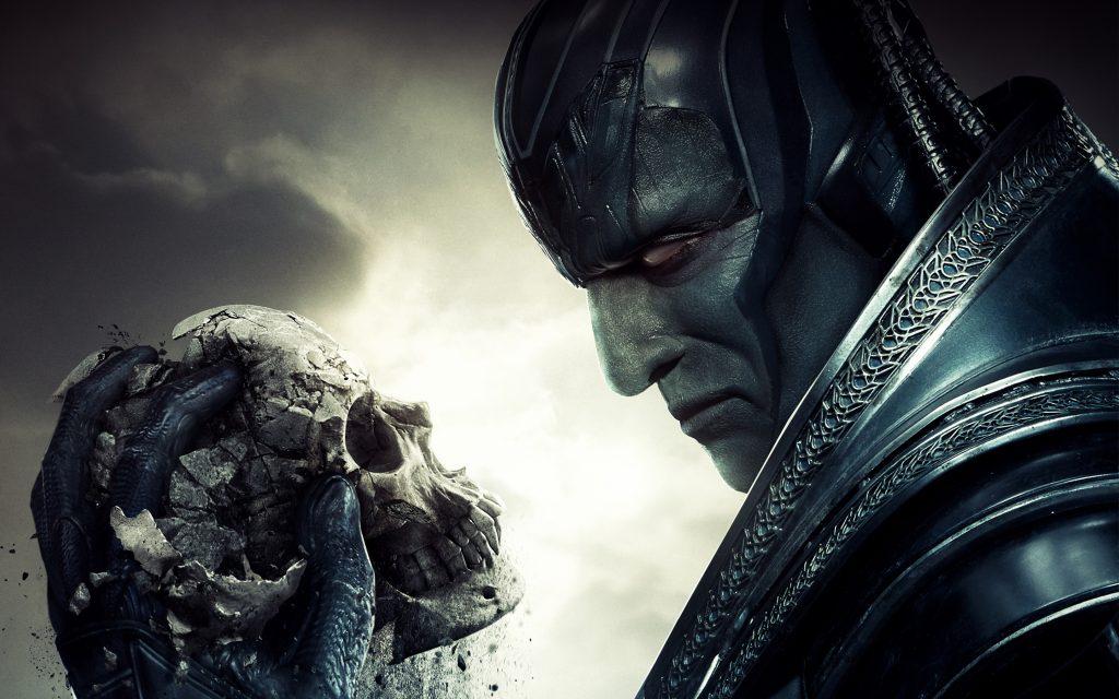 X мужчин Апокалипсис Эн сабах Нур. обои скачать