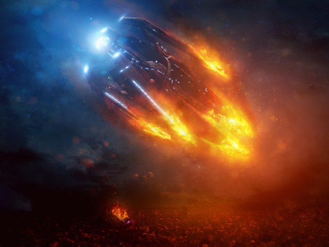 Потерянный ковчег mass effect Андромеда