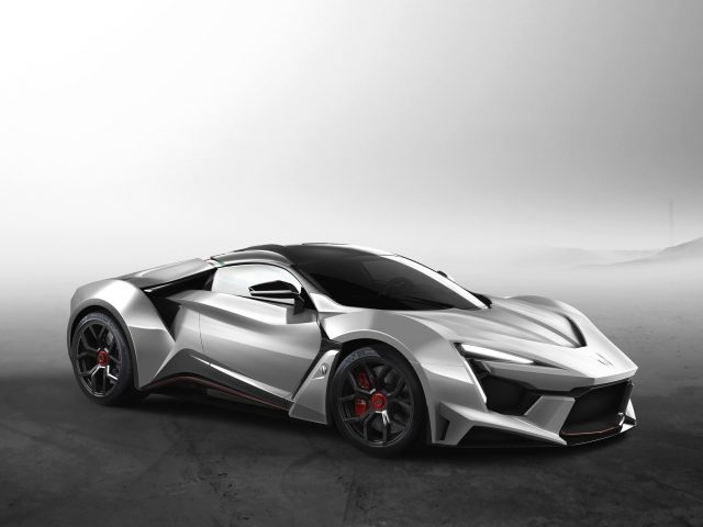 W motors supersport fenyr.