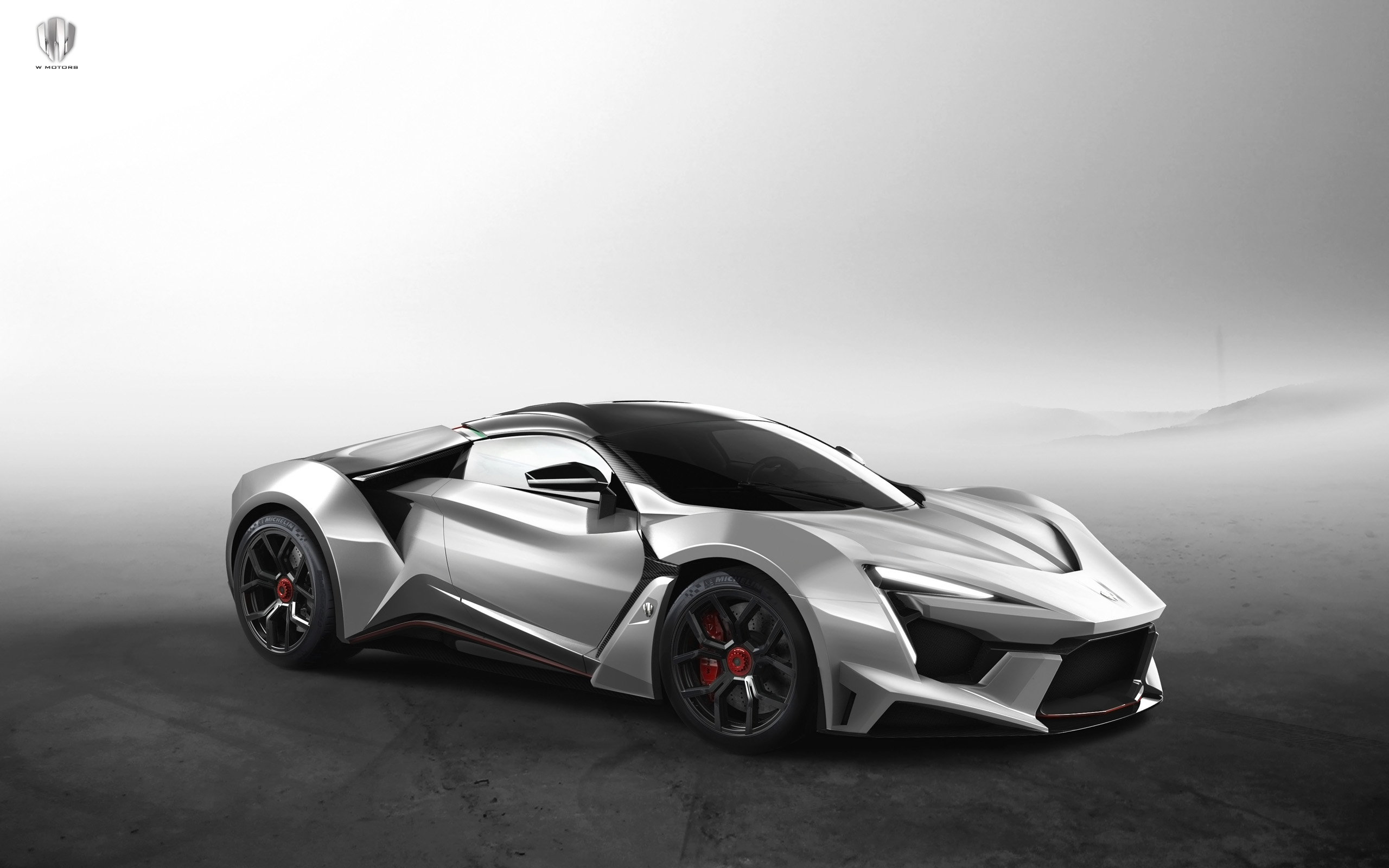 W motors supersport fenyr. обои скачать