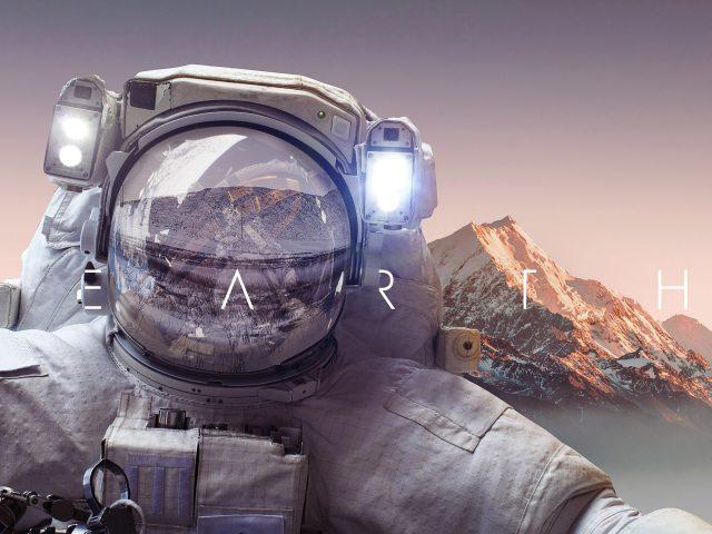 Астронавт земля