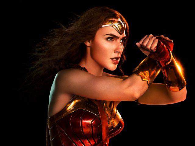 Чудо женщина Лига справедливости