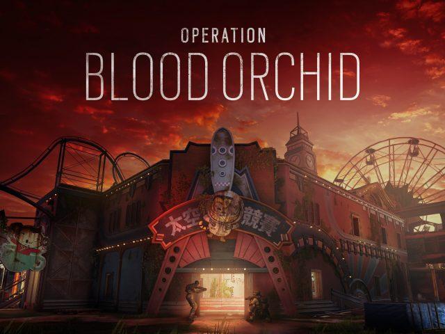 Радуга шесть осады операция крови орхидеи