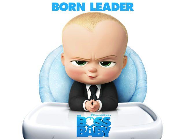 Босс ребенка