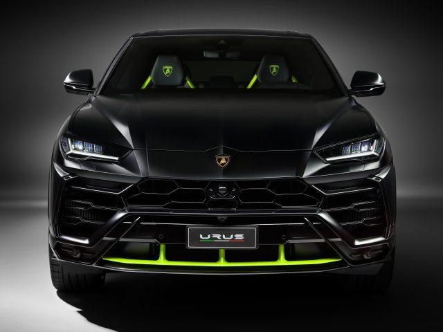 2021 lamborghini urus графитовые капсульные автомобили