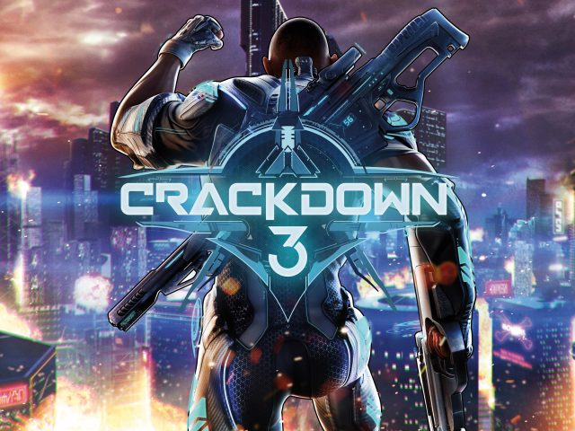 Crackdown 3 Xbox один