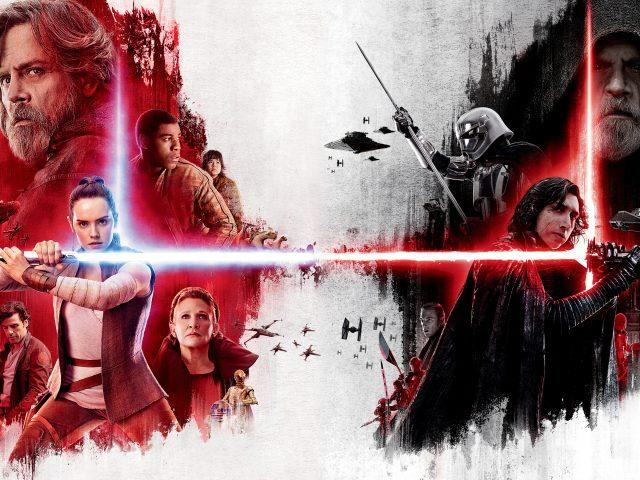 Звездные войны последний Джедай