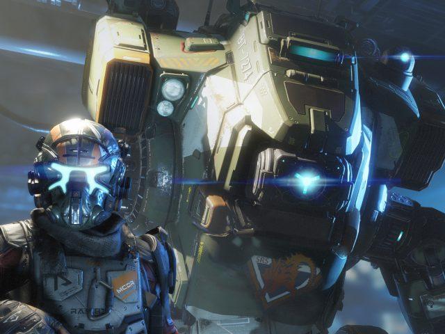 Titanfall 2 Титан & пилот